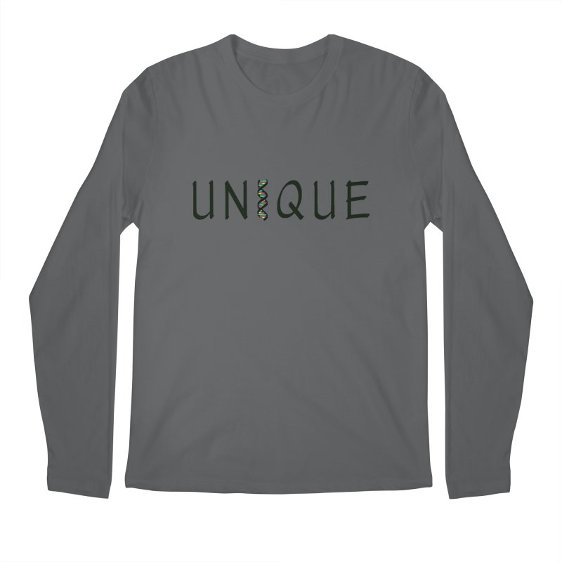 Seriously Unique Men's Longsleeve T-Shirt by AFDAA Shop