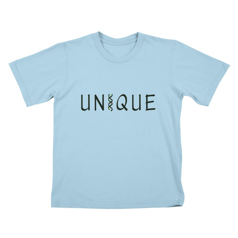Seriously Unique Kids T-Shirt by AFDAA Shop