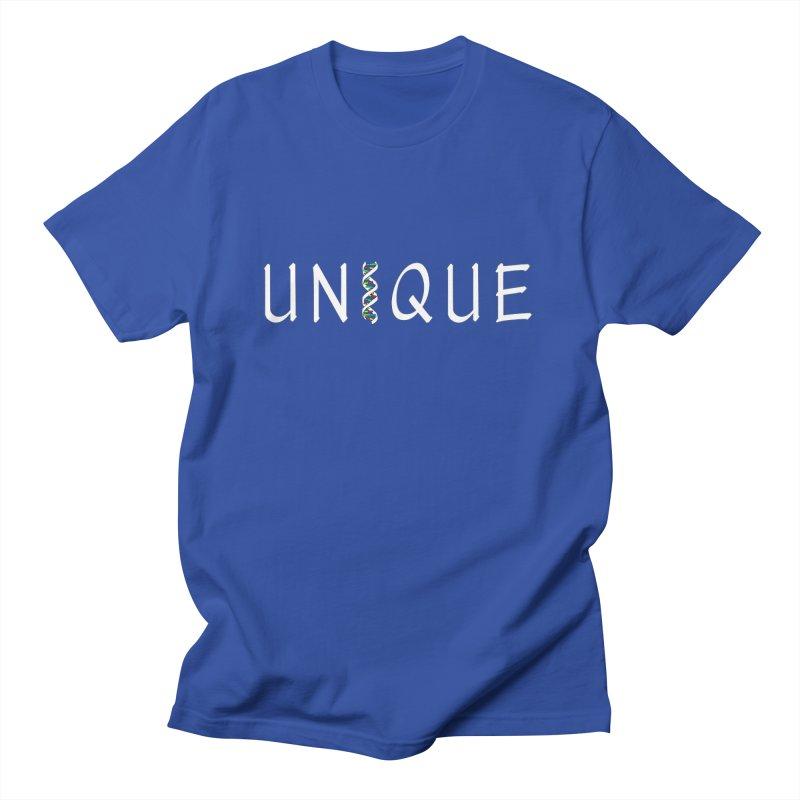 Seriously Unique, Dark Men's T-Shirt by AFDAA Shop