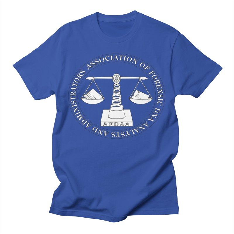 AFDAA Official Logo Men's T-Shirt by AFDAA Shop