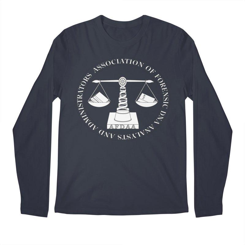 AFDAA Official Logo Men's Longsleeve T-Shirt by AFDAA Shop