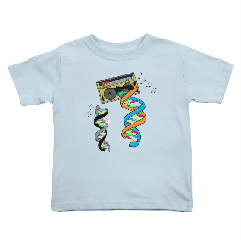 Groovy Kids Toddler T-Shirt by AFDAA Shop