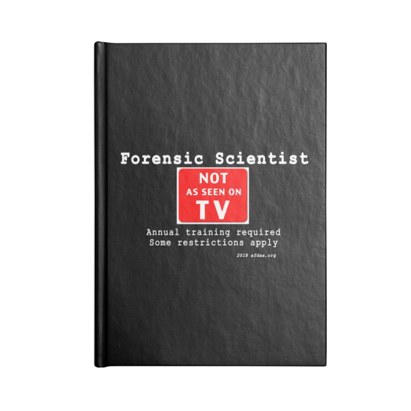 NOT As seen on TV Accessories Notebook by AFDAA Shop