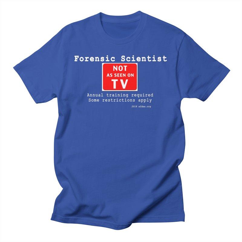 NOT As seen on TV Men's T-Shirt by AFDAA Shop