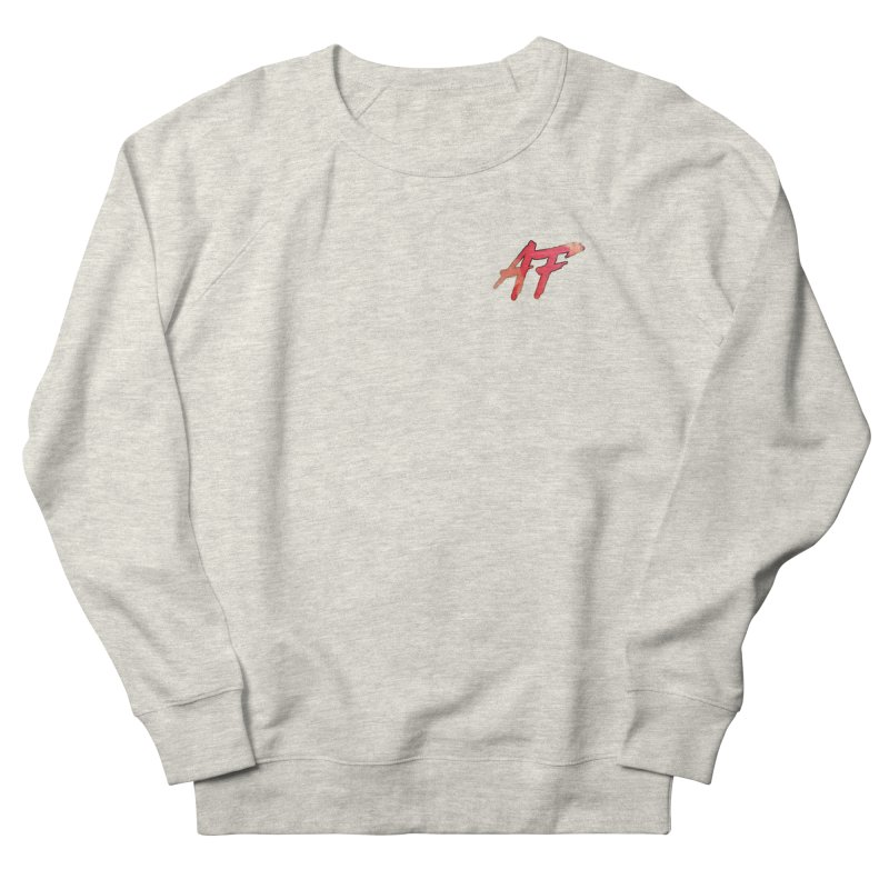 """FIRE"" AF Logo (Limited Edition) Men's Sweatshirt by The Official AFGoblin Merch Store"