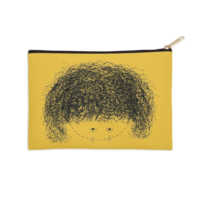 State of Mind Accessories Zip Pouch by aflowerchild's Artist Shop