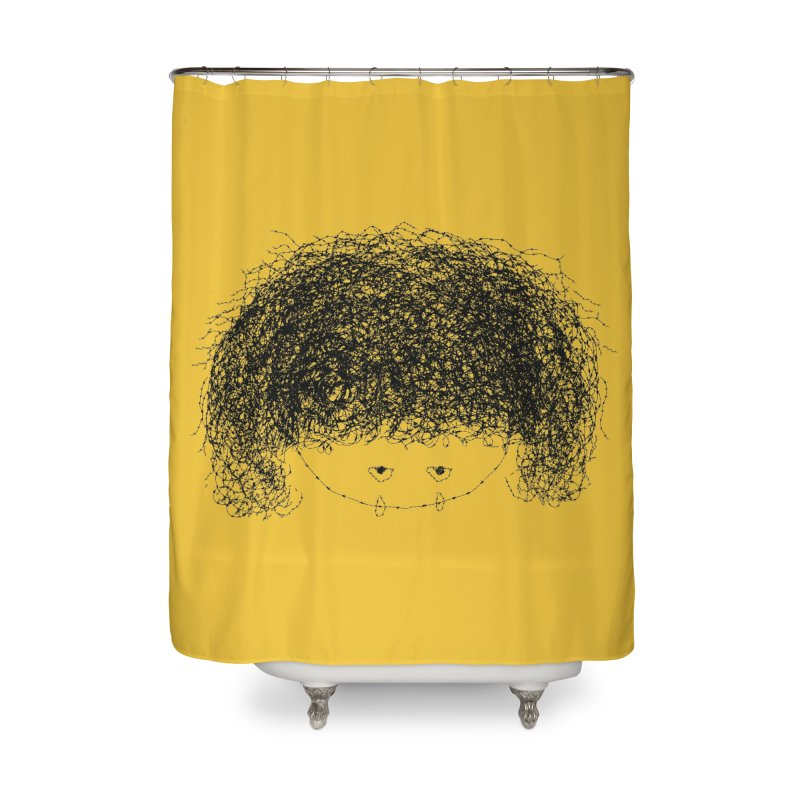 State of Mind Home Shower Curtain by aflowerchild's Artist Shop
