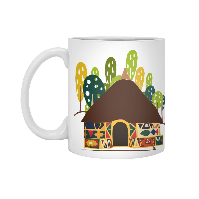 Abode Accessories Mug by aflowerchild's Artist Shop