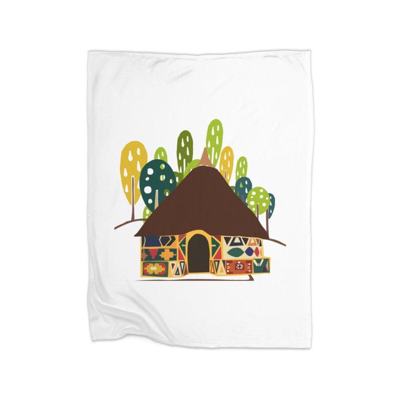Abode Home Blanket by aflowerchild's Artist Shop