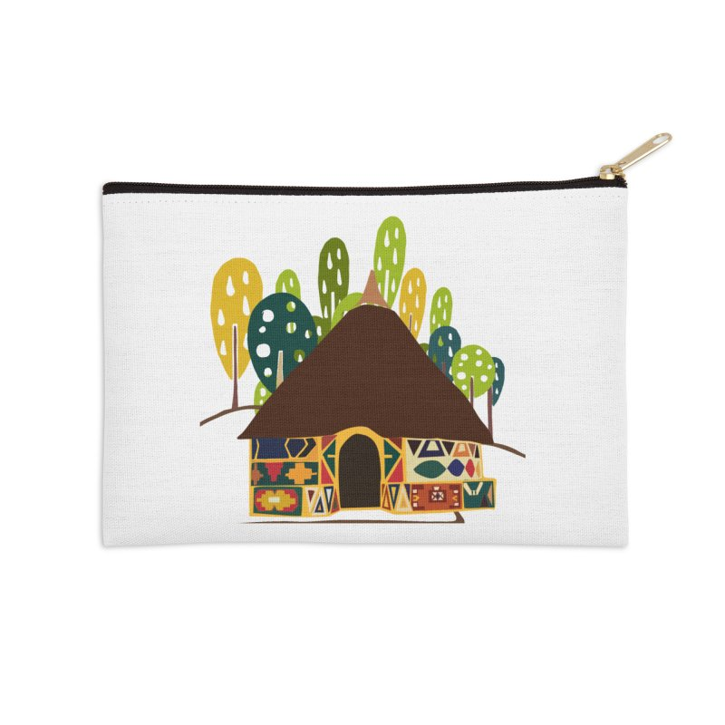 Abode Accessories Zip Pouch by aflowerchild's Artist Shop