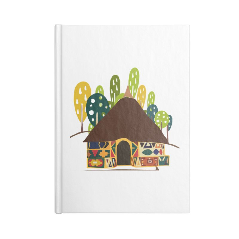 Abode Accessories Notebook by aflowerchild's Artist Shop