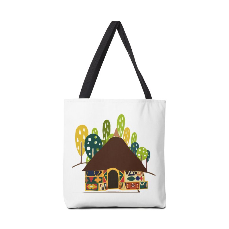 Abode Accessories Bag by aflowerchild's Artist Shop