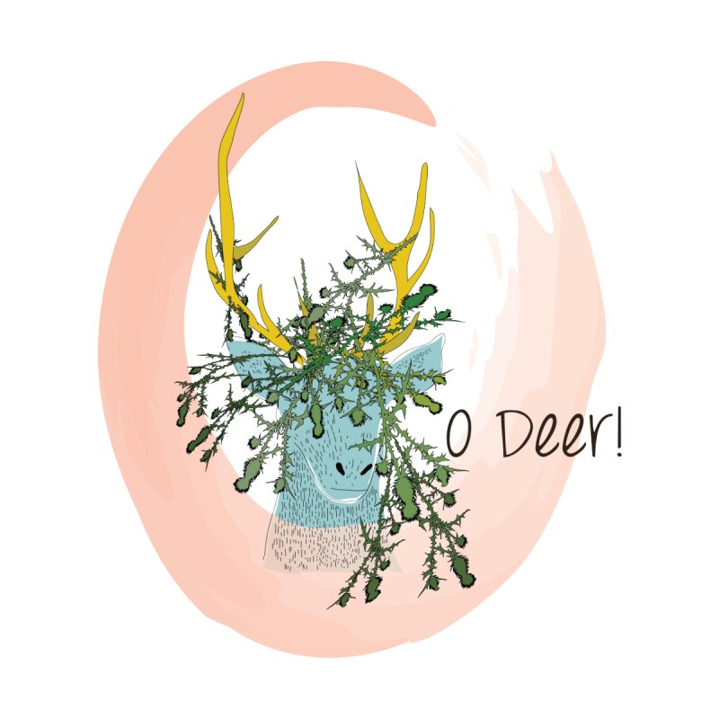 O Deer None  by aflowerchild's Artist Shop