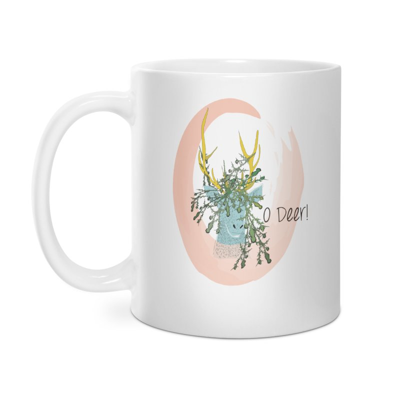 O Deer Accessories Mug by aflowerchild's Artist Shop