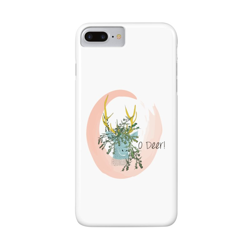 O Deer Accessories Phone Case by aflowerchild's Artist Shop