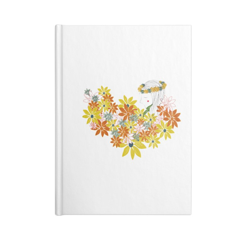 A Flower Child Accessories Notebook by aflowerchild's Artist Shop