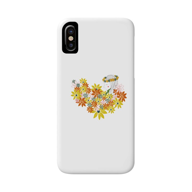 A Flower Child Accessories Phone Case by aflowerchild's Artist Shop