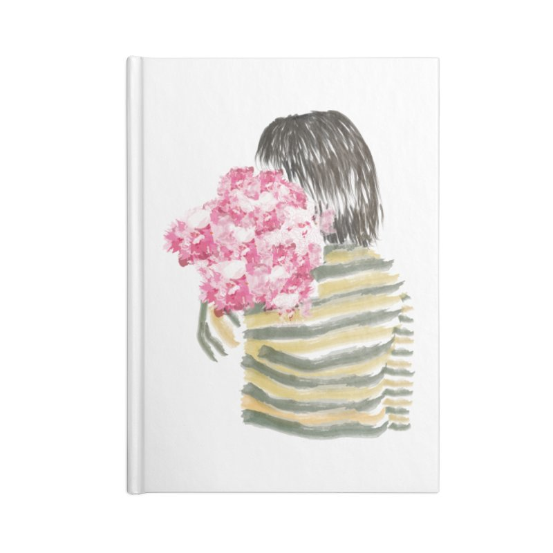 Carry what's beautiful Accessories Notebook by aflowerchild's Artist Shop