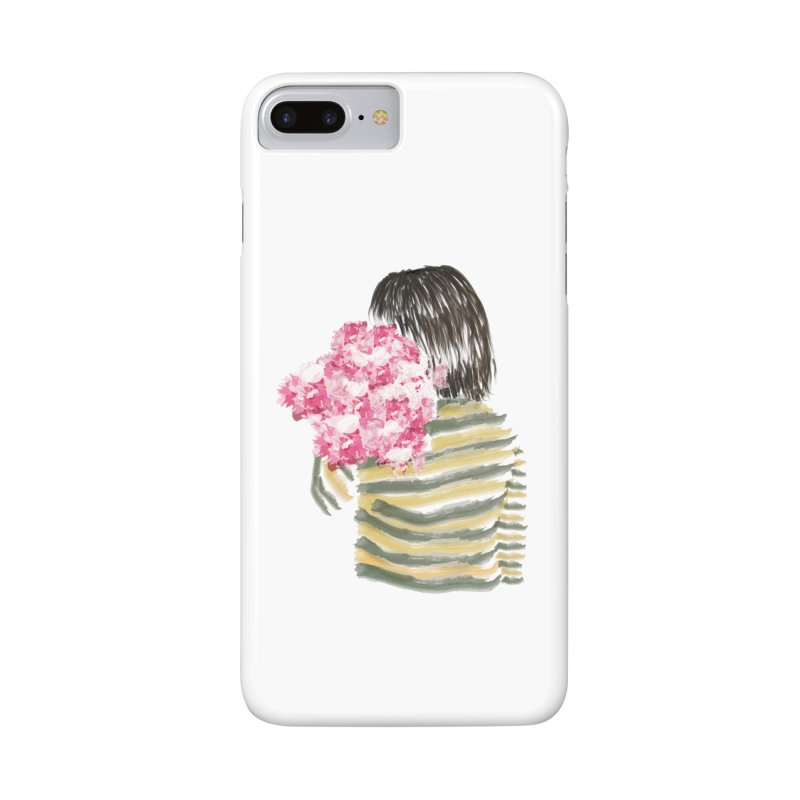 Carry what's beautiful Accessories Phone Case by aflowerchild's Artist Shop