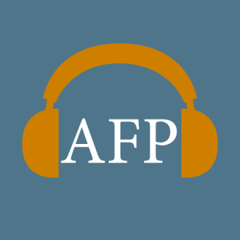 AFP Podcast Logo