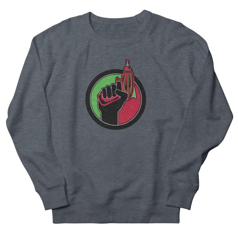 AfroGeeks Unite Women's Sweatshirt by afrogeek's Artist Shop