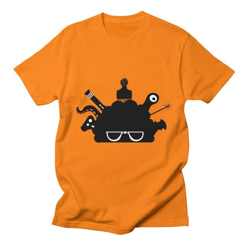 AfroGeek Thoughts Women's Unisex T-Shirt by afrogeek's Artist Shop