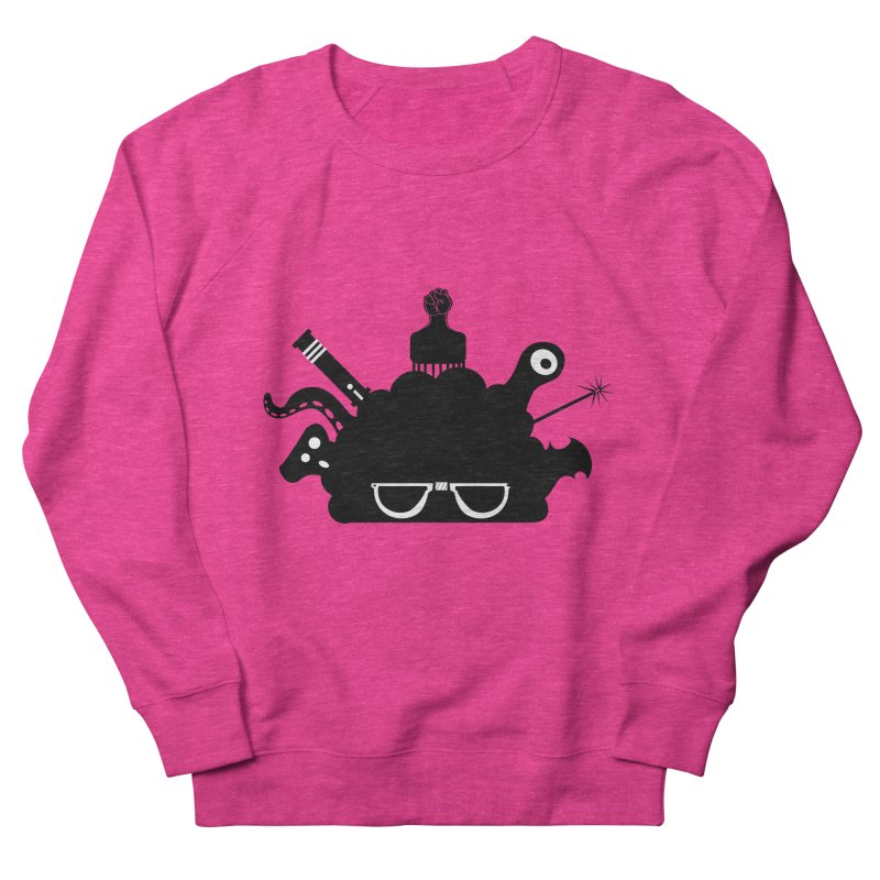 AfroGeek Thoughts Men's Sweatshirt by afrogeek's Artist Shop
