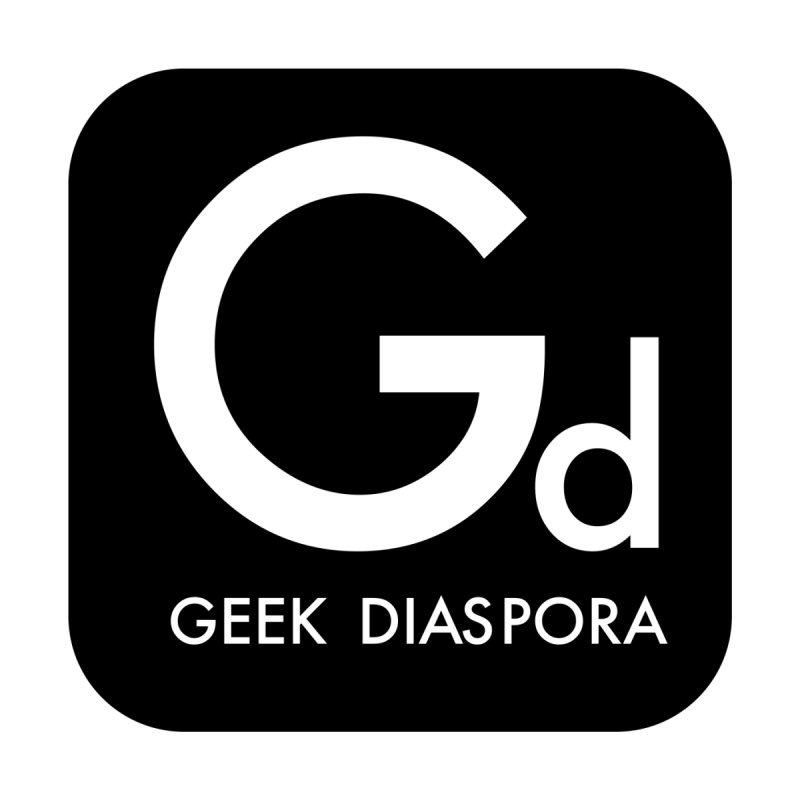 Geek Diaspora Men's V-Neck by afrogeek's Artist Shop
