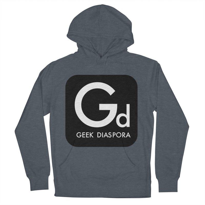 Geek Diaspora Women's Pullover Hoody by afrogeek's Artist Shop
