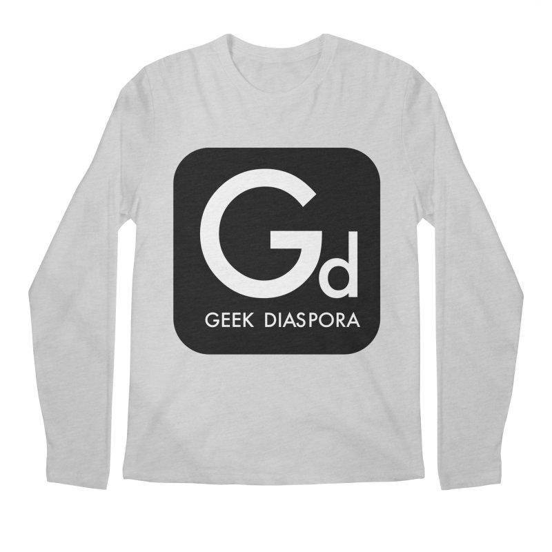 Geek Diaspora Men's Longsleeve T-Shirt by afrogeek's Artist Shop