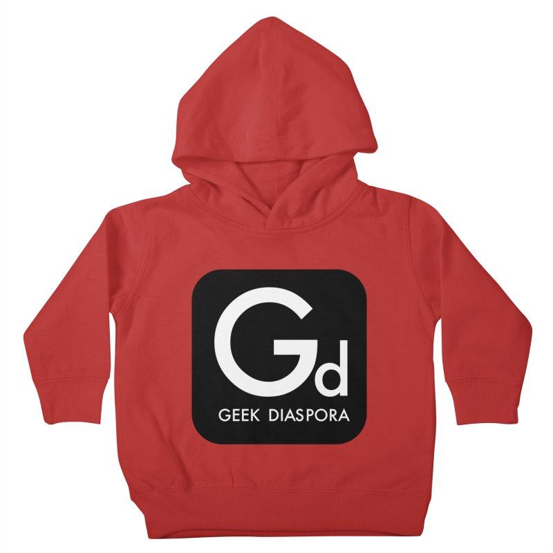 Geek Diaspora Kids Toddler Pullover Hoody by afrogeek's Artist Shop