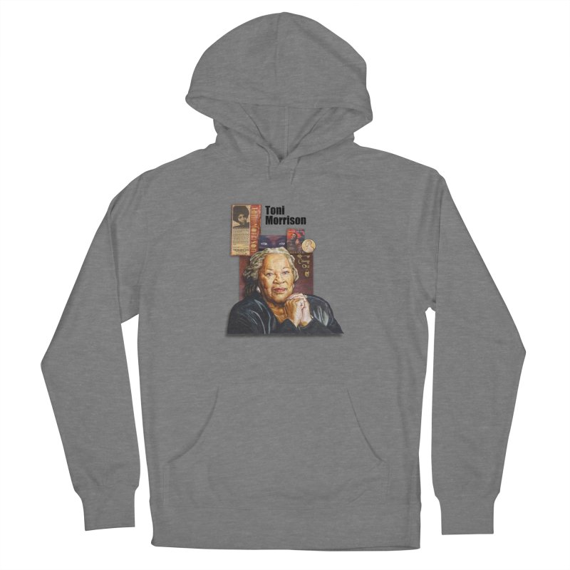 Toni Morrison Women's Pullover Hoody by Afro Triangle's