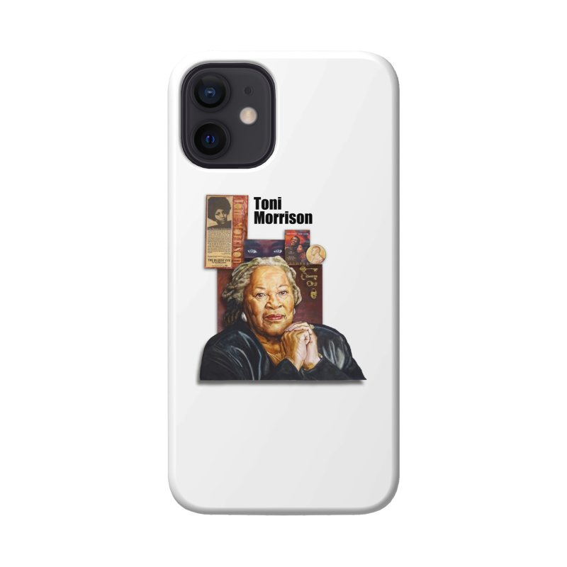 Toni Morrison Accessories Phone Case by Afro Triangle's