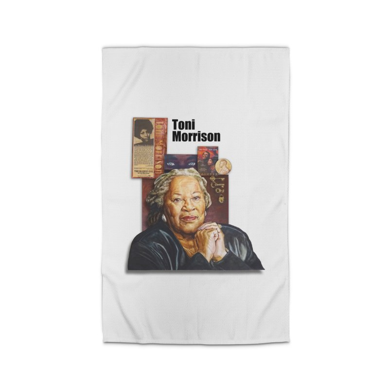 Toni Morrison Home Rug by Afro Triangle's