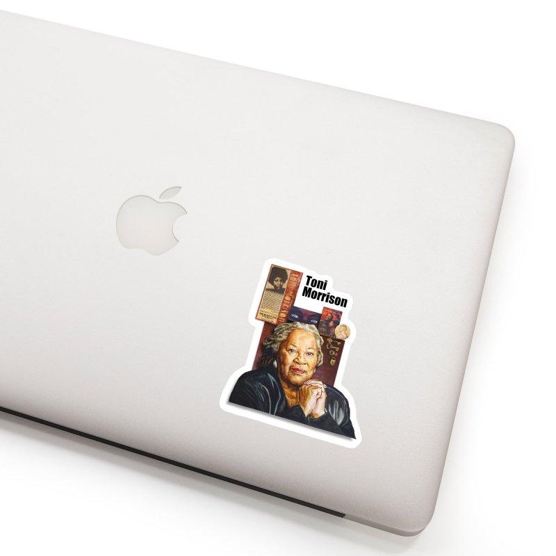 Toni Morrison Accessories Sticker by Afro Triangle's