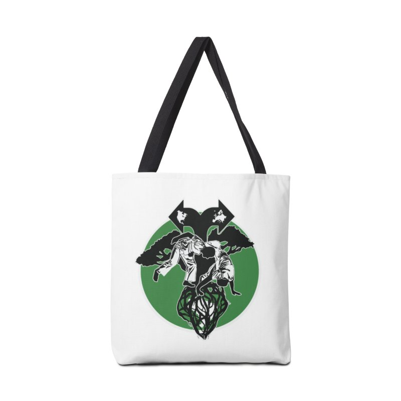 Capoeira Roots Accessories Bag by Afro Triangle's