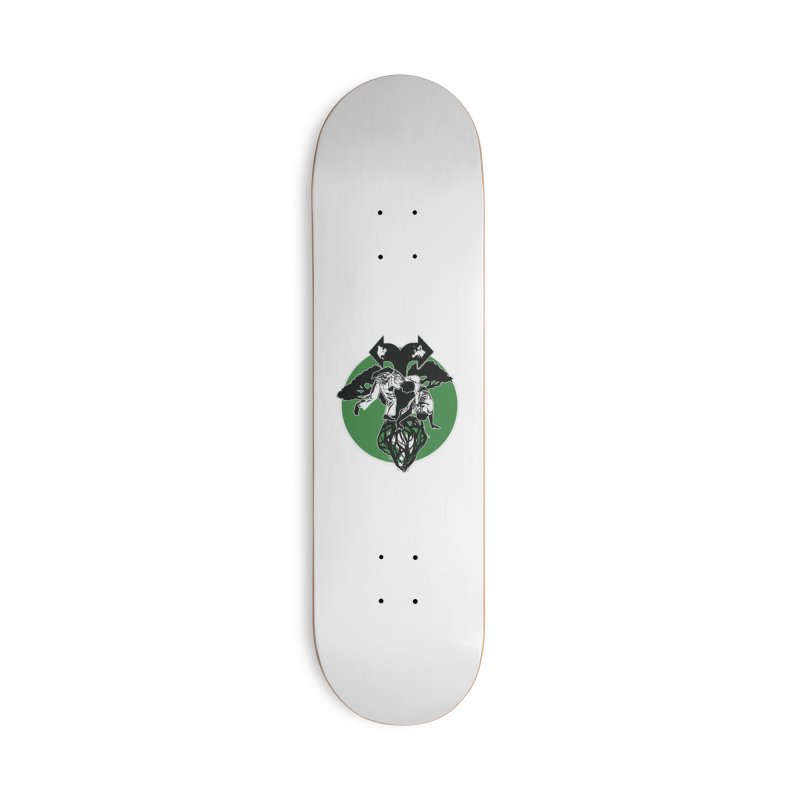 Capoeira Roots Accessories Deck Only Skateboard by Afro Triangle's