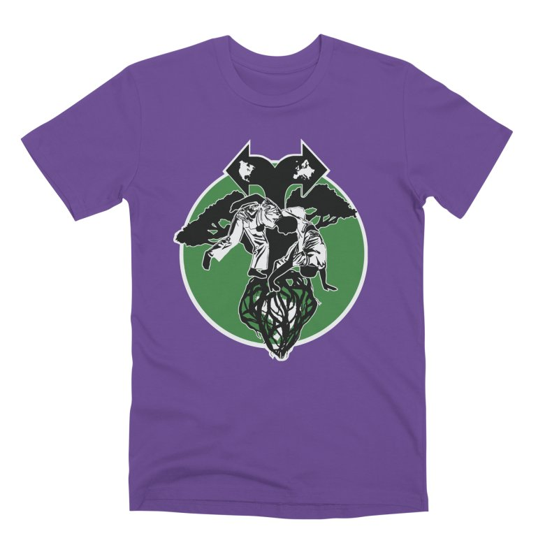 Capoeira Roots Men's Premium T-Shirt by Afro Triangle's