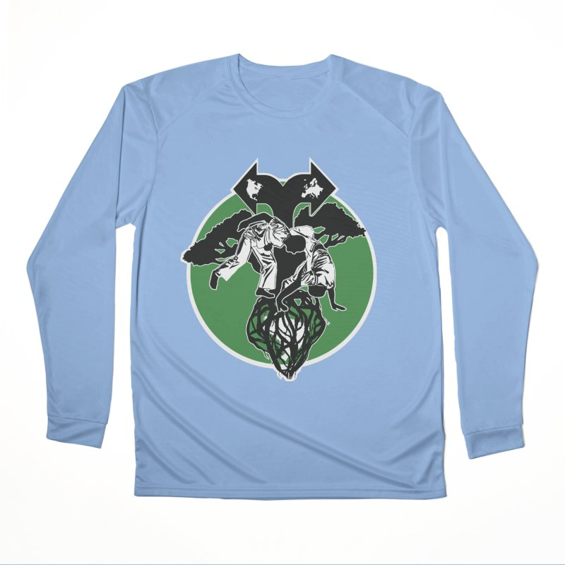 Capoeira Roots Women's Longsleeve T-Shirt by Afro Triangle's
