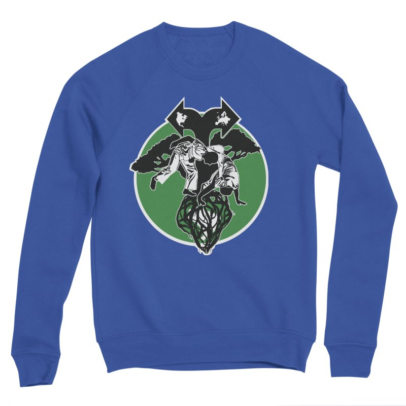 Capoeira Roots Men's Sweatshirt by Afro Triangle's