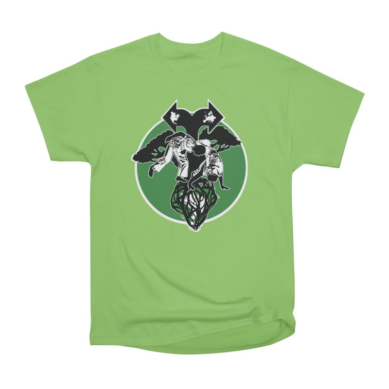 Capoeira Roots Men's Heavyweight T-Shirt by Afro Triangle's