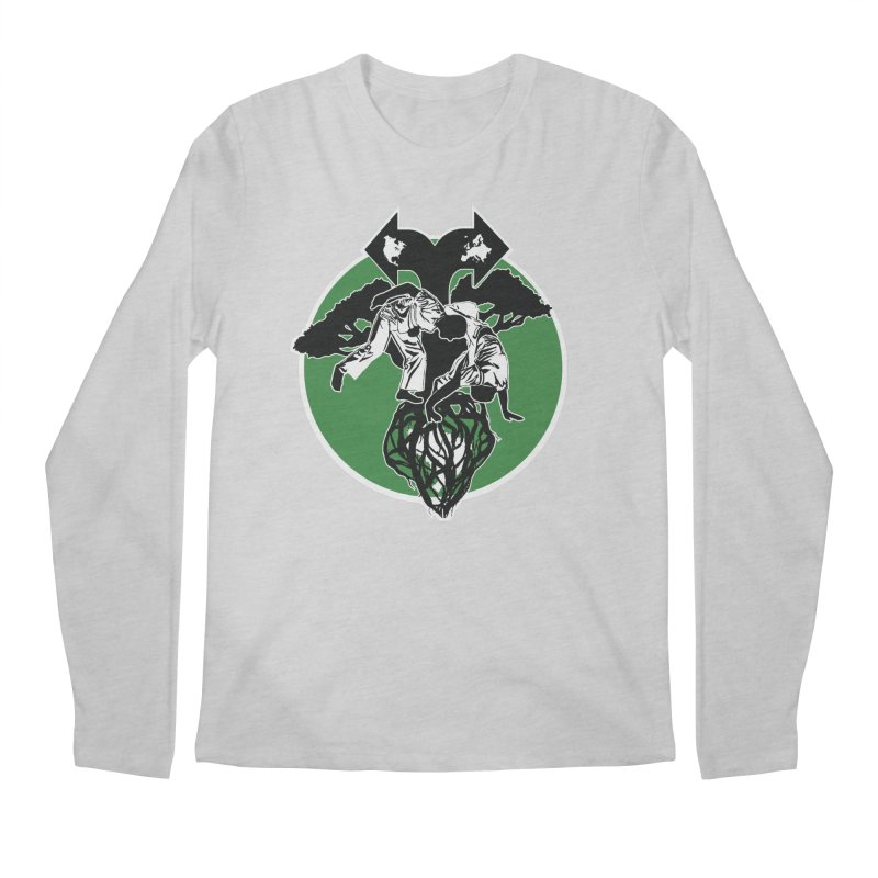 Capoeira Roots Men's Regular Longsleeve T-Shirt by Afro Triangle's