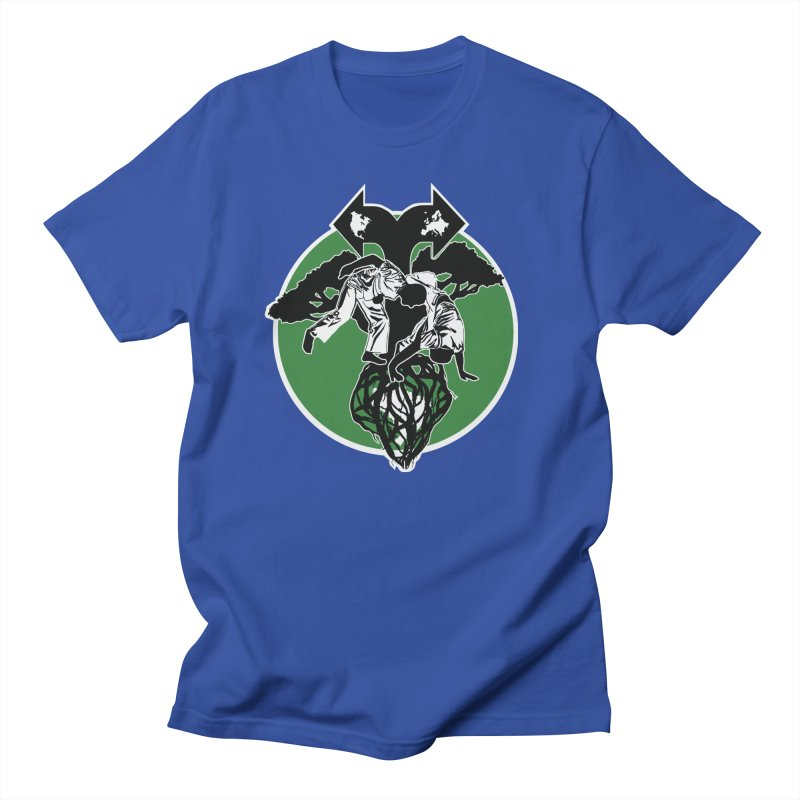 Capoeira Roots Men's T-Shirt by Afro Triangle's