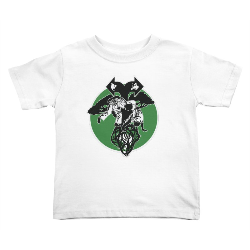 Capoeira Roots Kids Toddler T-Shirt by Afro Triangle's