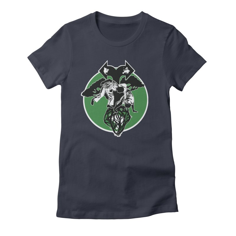 Capoeira Roots Women's T-Shirt by Afro Triangle's