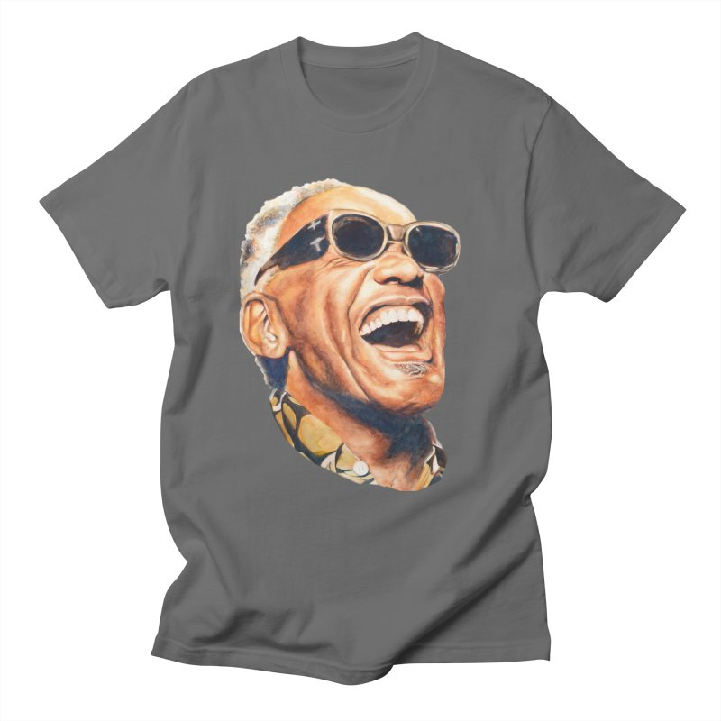Ray Charles Women's T-Shirt by Afro Triangle's