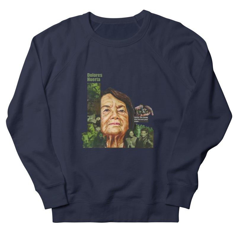 Dolores Huerta Women's Sweatshirt by Afro Triangle's