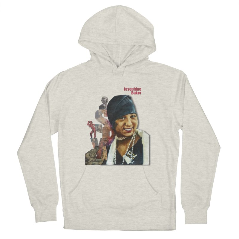 Josephine Baker Women's Pullover Hoody by Afro Triangle's