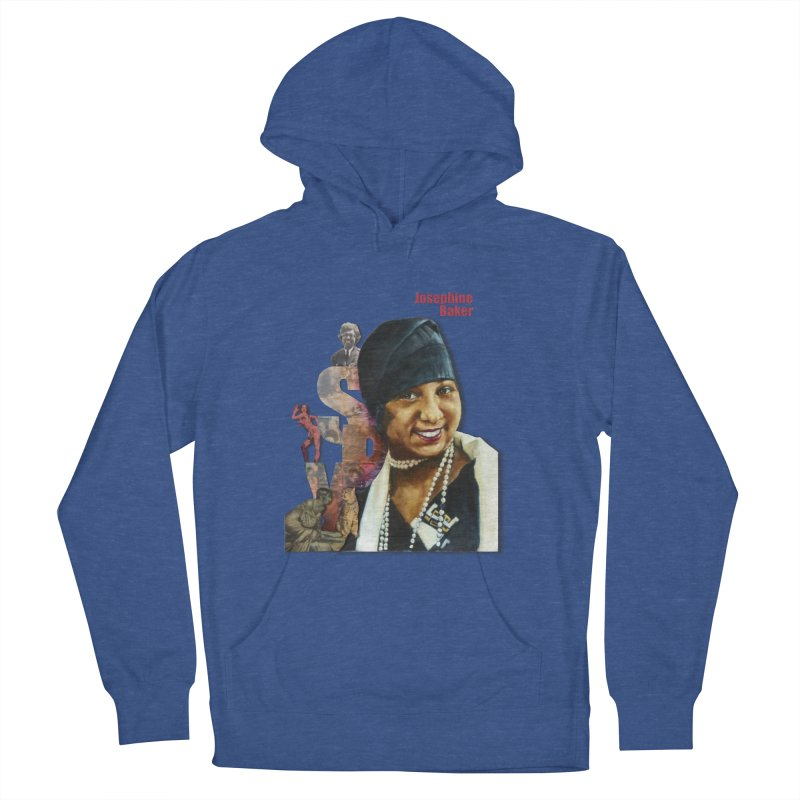 Josephine Baker Men's Pullover Hoody by Afro Triangle's