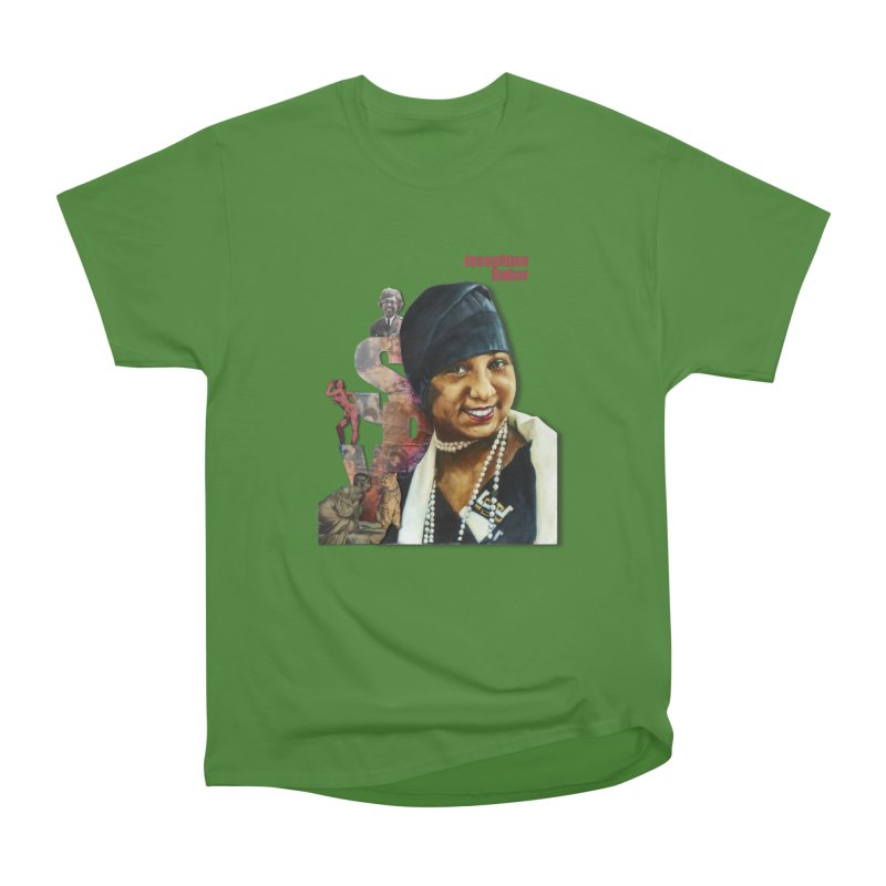 Josephine Baker Women's Classic Unisex T-Shirt by Afro Triangle's